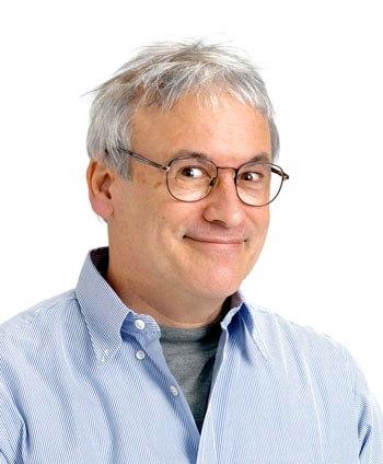Robert Munsch (ภาพจาก http://thebookwars.ca/2014/01/robert-munsch-legacy/)