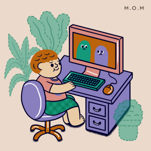 screen time for child