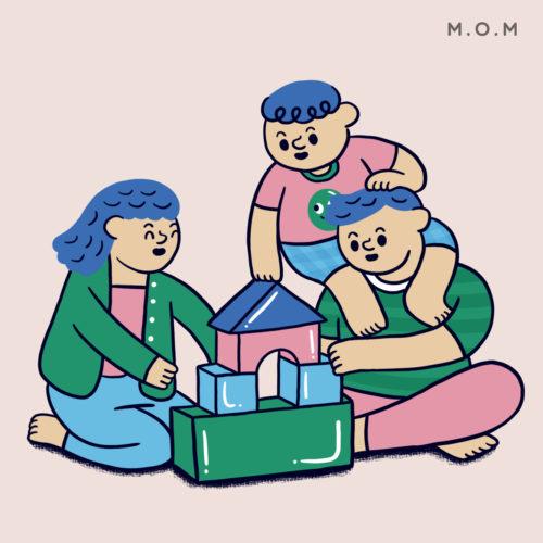 สร้างความสัมพันธ์ในครอบครัว