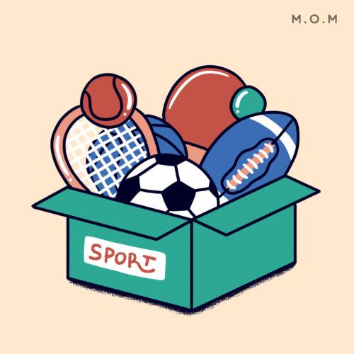 ลองเลือกกีฬา