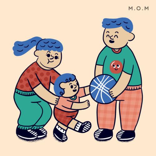 เล่นกับลูก