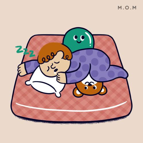 ให้ลูกนอนคว่ำ